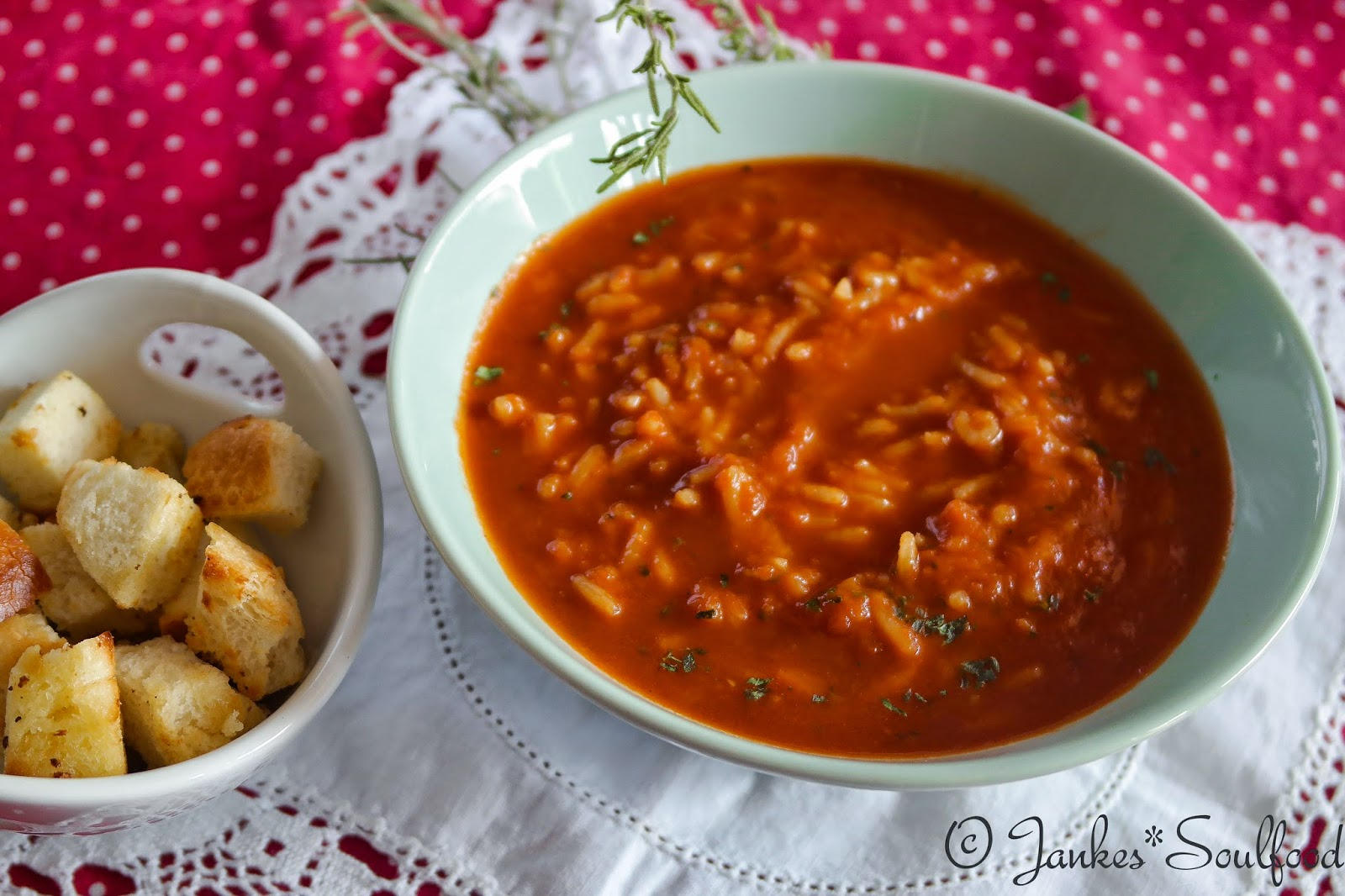 jankes soulfood ratzfatz vegane tomatensuppe. Black Bedroom Furniture Sets. Home Design Ideas