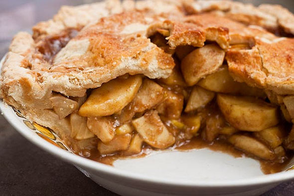 Scrumptious Apple Pie Recipe — Dishmaps