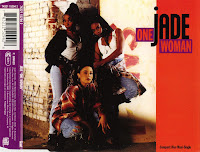 Cover Album of Jade - One Woman (CDS) (1993)