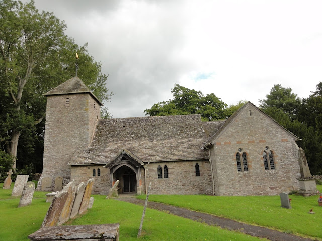 Herefordshire Churches and Places of Worship