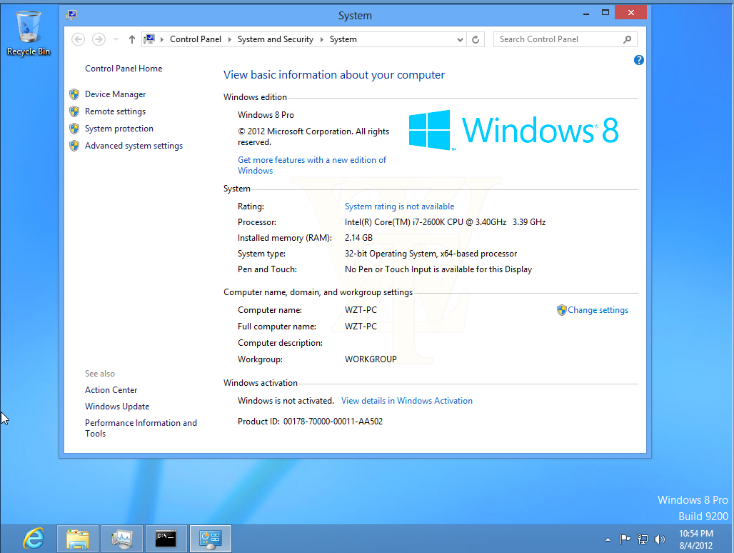 windows 8 pro product key crack