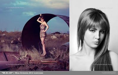 Miss Armenia Hayastan Միսս Հայաստան 2012 Rruzanna Beglaryan