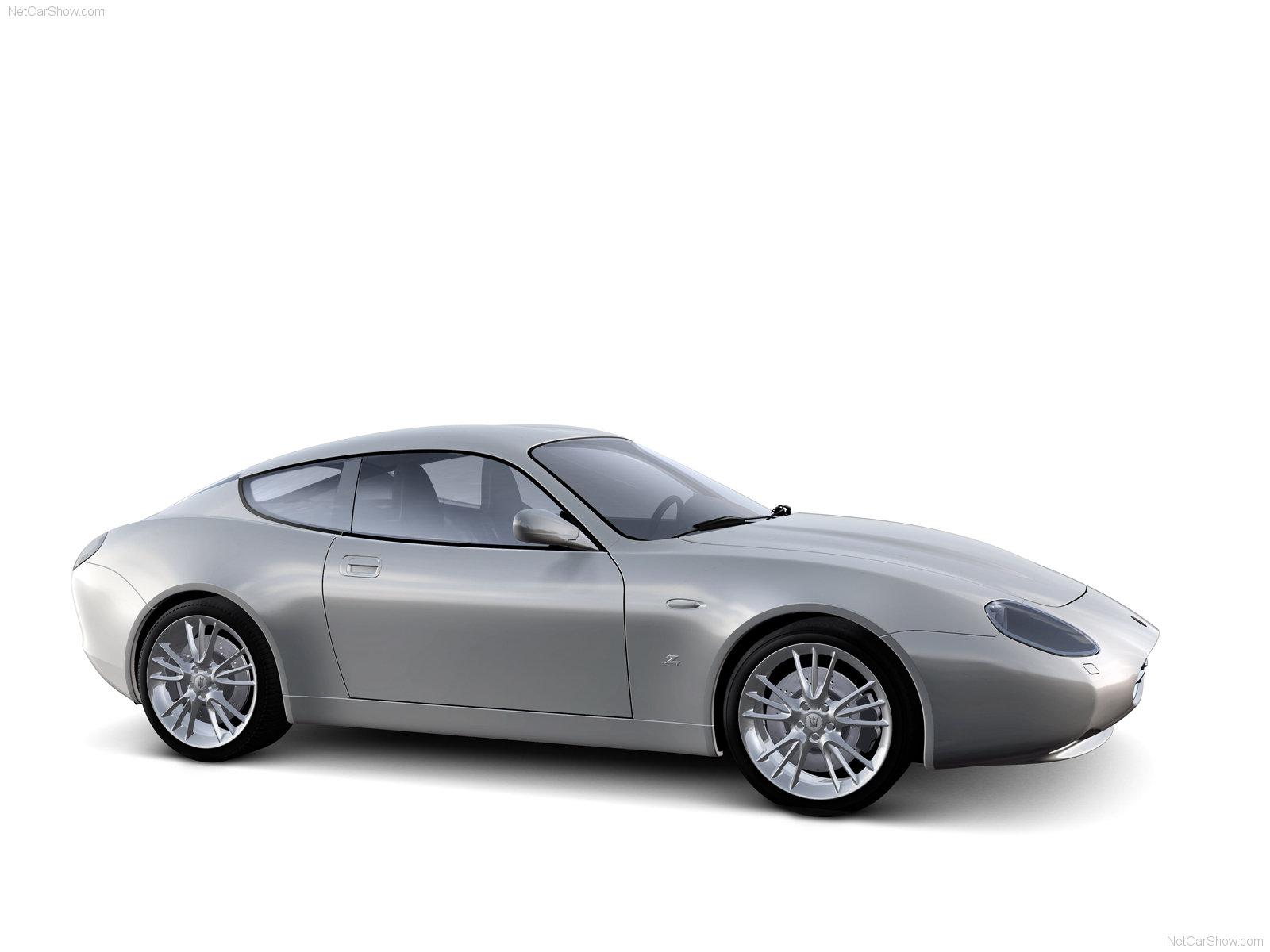 Hình ảnh siêu xe Maserati GS Zagato 2007 & nội ngoại thất