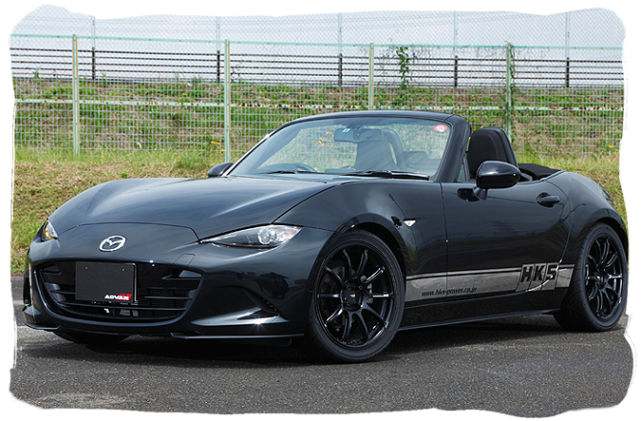 HKS MX-5 Roadster ND