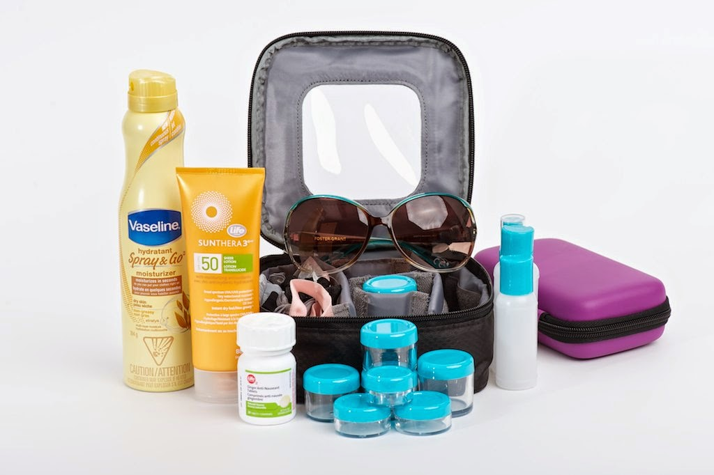 Shoppers Drug Mart Summer Road Trip Kit