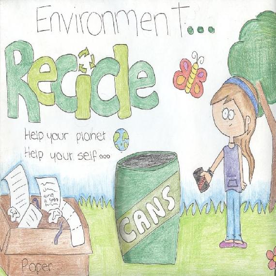cuidando el medio ambiente