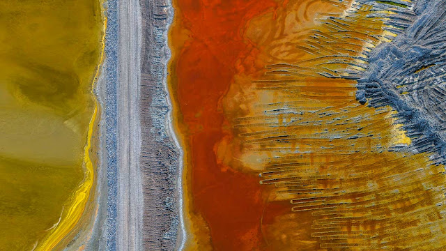 Owens Lake in Eastern California (© Andrei Duman/Tandem Stills + Motion) 626