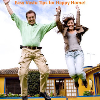 Easy Vastu Tips for Happy Home