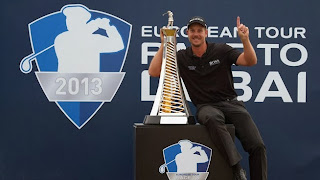 GOLF-World Tour de Dubai para Stenson