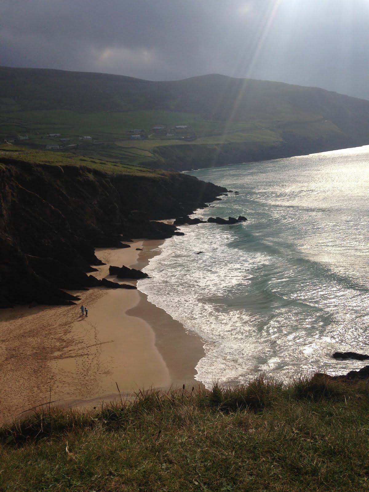 My life in Ireland
