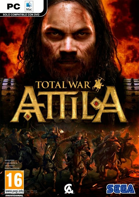 Total War: Attila Para pc 1 link español