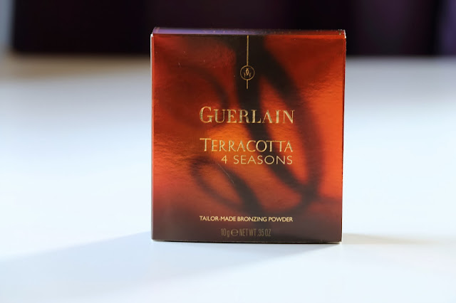 Guerlain 4 Seasons Terracotta box