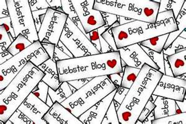Liebster Blog - aktualizacja