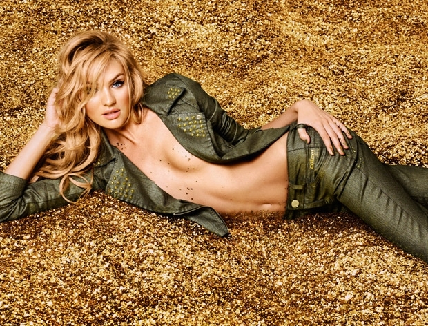Candice Swanepoel featuring Colcci Luxury Collection 2012 ...