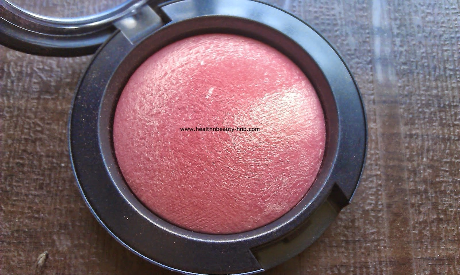 MAC Petal Power Baked Blush (Fantasy of Flowers Collection)