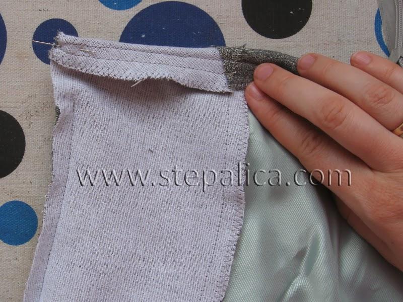 Šivenje Zlata suknje: #12 sastavljanje postave