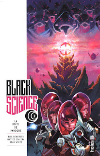 Black Science tome 2 la boîte de Pandore