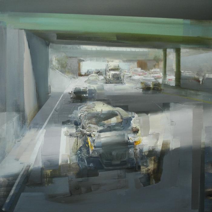 Freeway Sombra by Daniel Ochoa