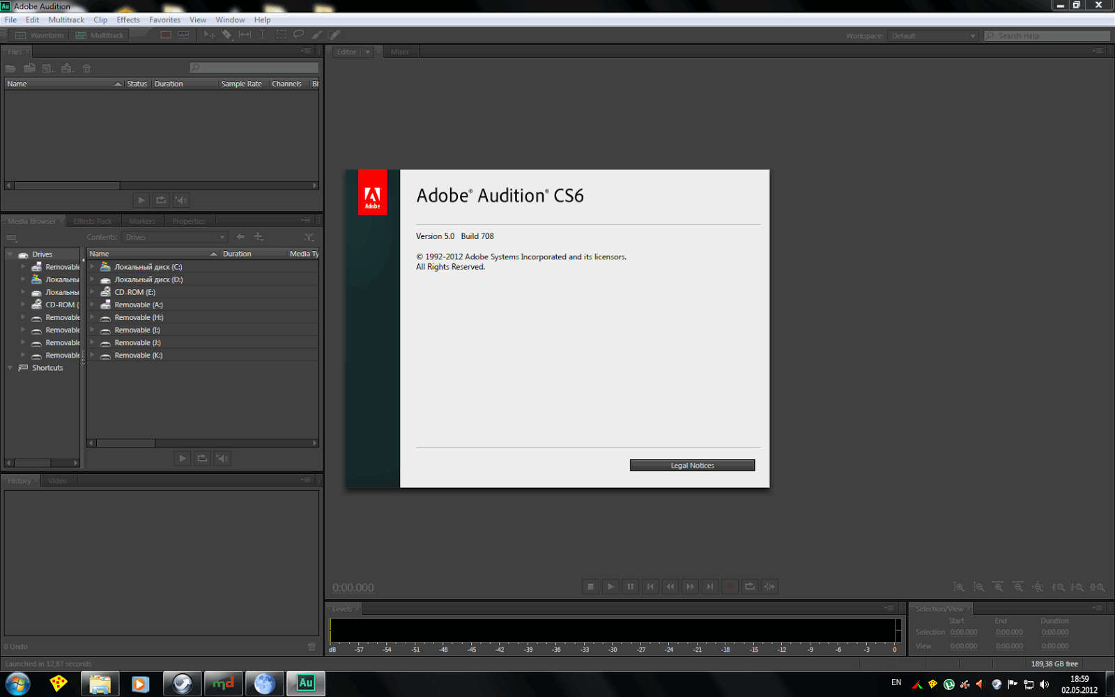 adobe audition cc 2018 crack file download
