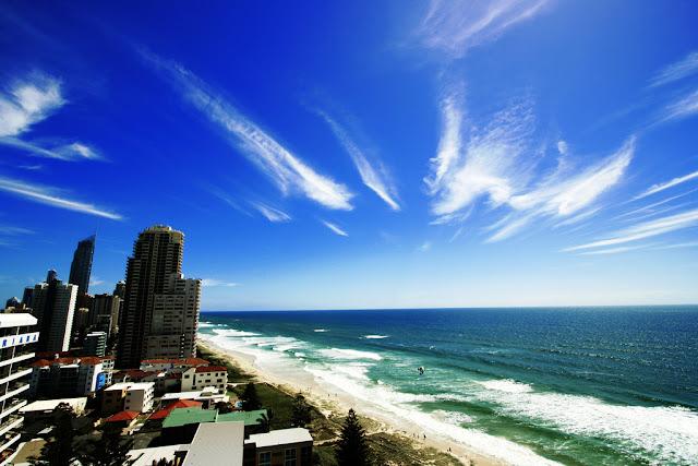 Broad beach - Australia