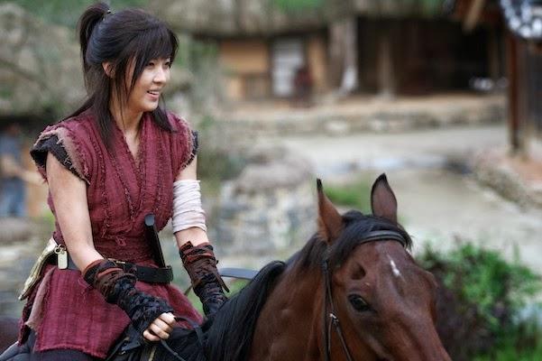 Hình Ảnh Diễn Viên Phim Hoàng Hậu Ki -Empress Ki