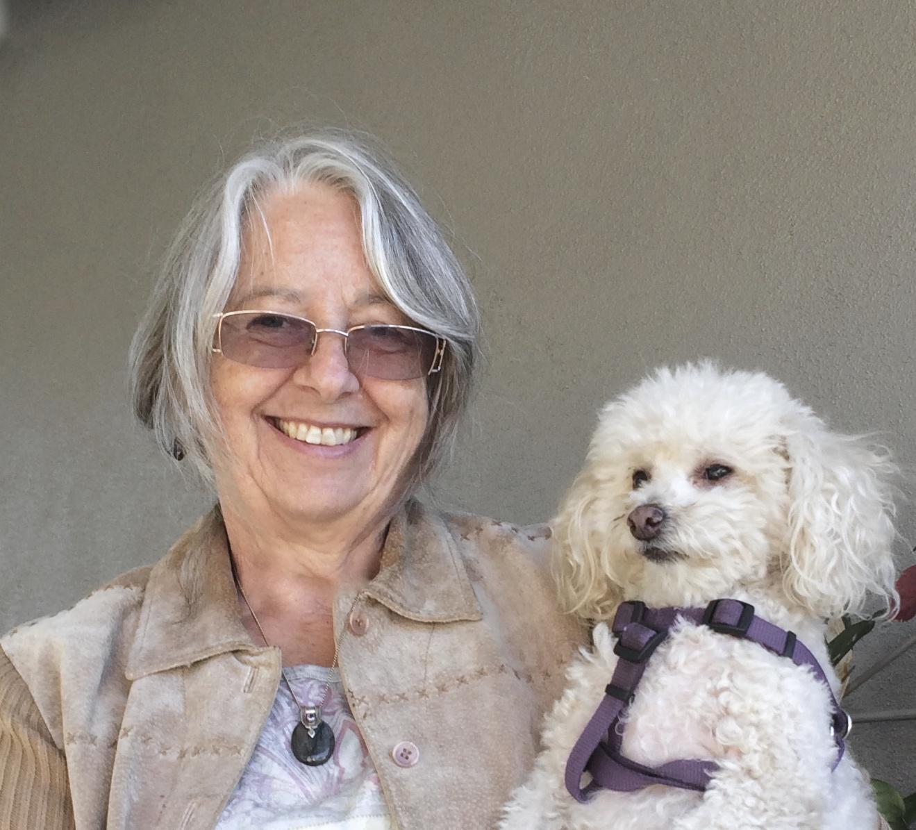 Joyce Wycoff and Missy