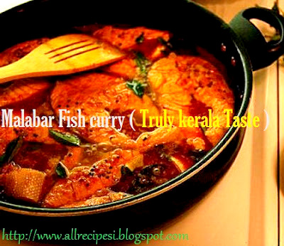 how to make malabar fish curry