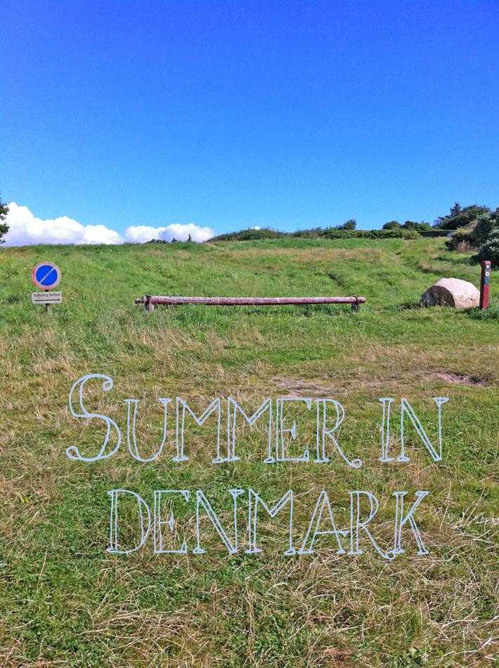 Amalie loves Denmark Summer in Denmark