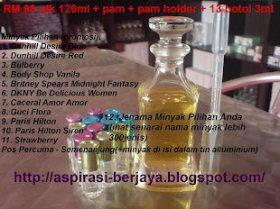 Pakej Keluarga RM98 1set POS FREE (Klik Gambar untuk maklumat lanjut)