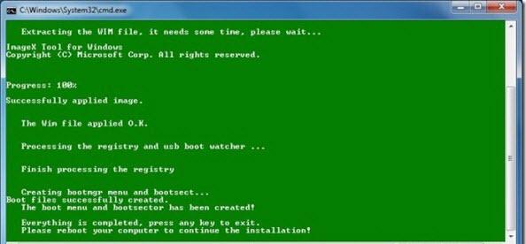 ... Tanya Hendra?: Cara Instal Windows 7 Kedalam Hardisk USB Eksternal