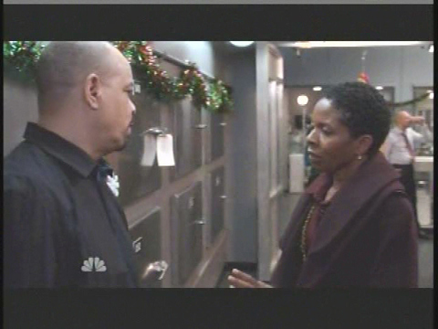 During The Christmas Holidays In 2012, Sam Helped Father Shea From Being  Attacked While He Was With A Little Girl Sofia Santiago (who Ran Away But  Watched ...  Law And Order Svu Presumed Guilty