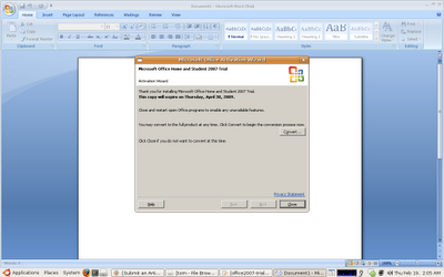 office 2013 how to get the serial number