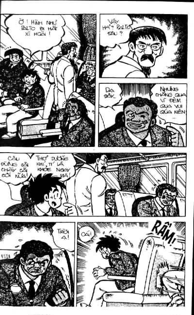 Jindodinho - Đường Dẫn Đến Khung Thành III Tập 26 page 34 Congtruyen24h