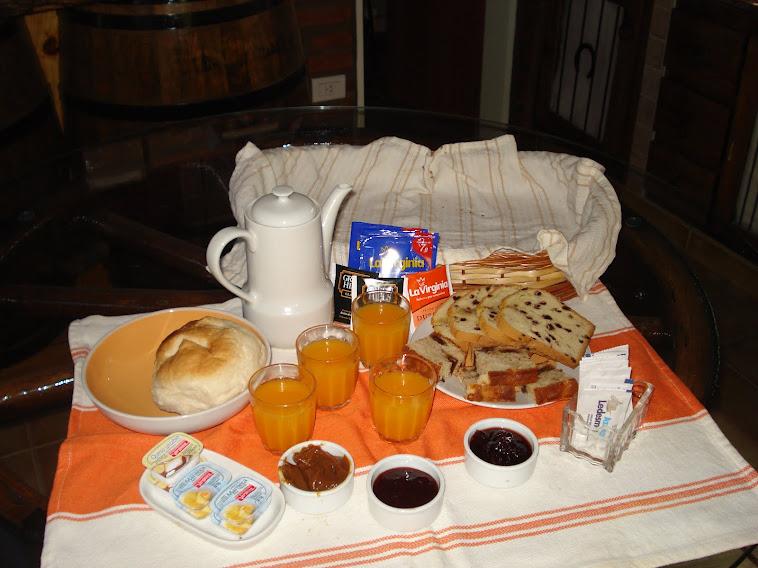Desayuno Artesanal