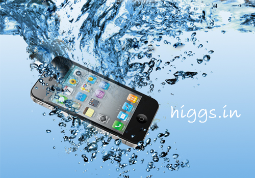 Can a new invention keep tech gadgets from getting all wet (waterproof)?