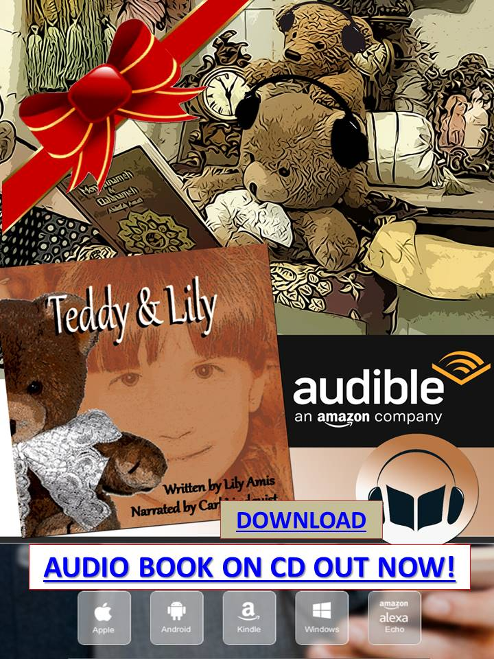 TEDDY & LILY AUDIO BOOK