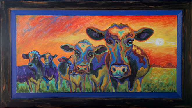 Meg Harper Artist Blog