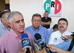 Luis Gutiérrez Máquez, candidato de unidad del PRI para Guanajuato capital.