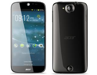 Harga Spesifikasi Acer Liquid Jade Terbaru