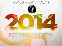 MUY PRONTO CLAUDIA FERNANDEZ.TV. DONDE TODO COMIENZA