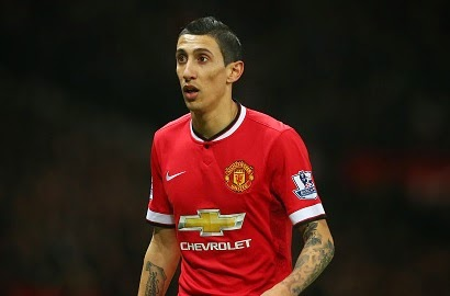 Arsenal almost signed Angel di Maria just like Lionel Messi