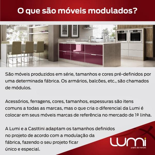decoracao de interiores moveis planejados:Lumi Projetos de Interiores: Móveis Planejados Casttini, o que é