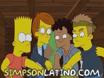 Los Simpson 22x10