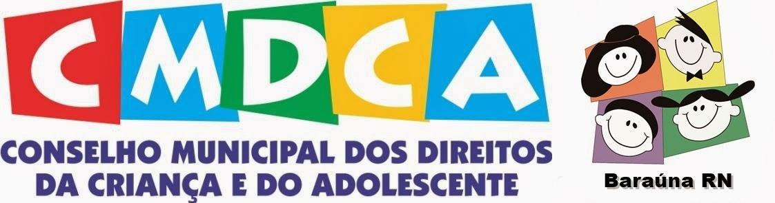 CMDCA BARAUNA/RN