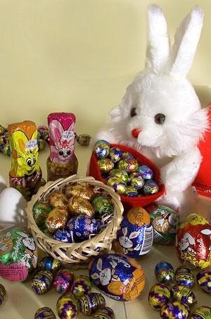Que el conejo de pascua no afecte a nuestros ni os for El conejo de pascua