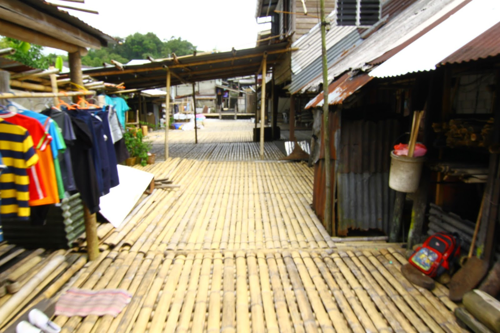 Kampung Bidayuh Annah Rais