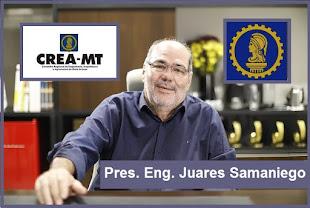 O Crea-MT - Conselho Regional de Engenharia e Agronomia de Mato Grosso