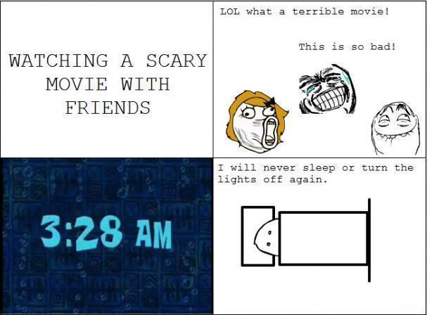 Scary Movie :o