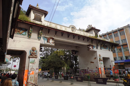 Katmandu Naya Sadak New Road