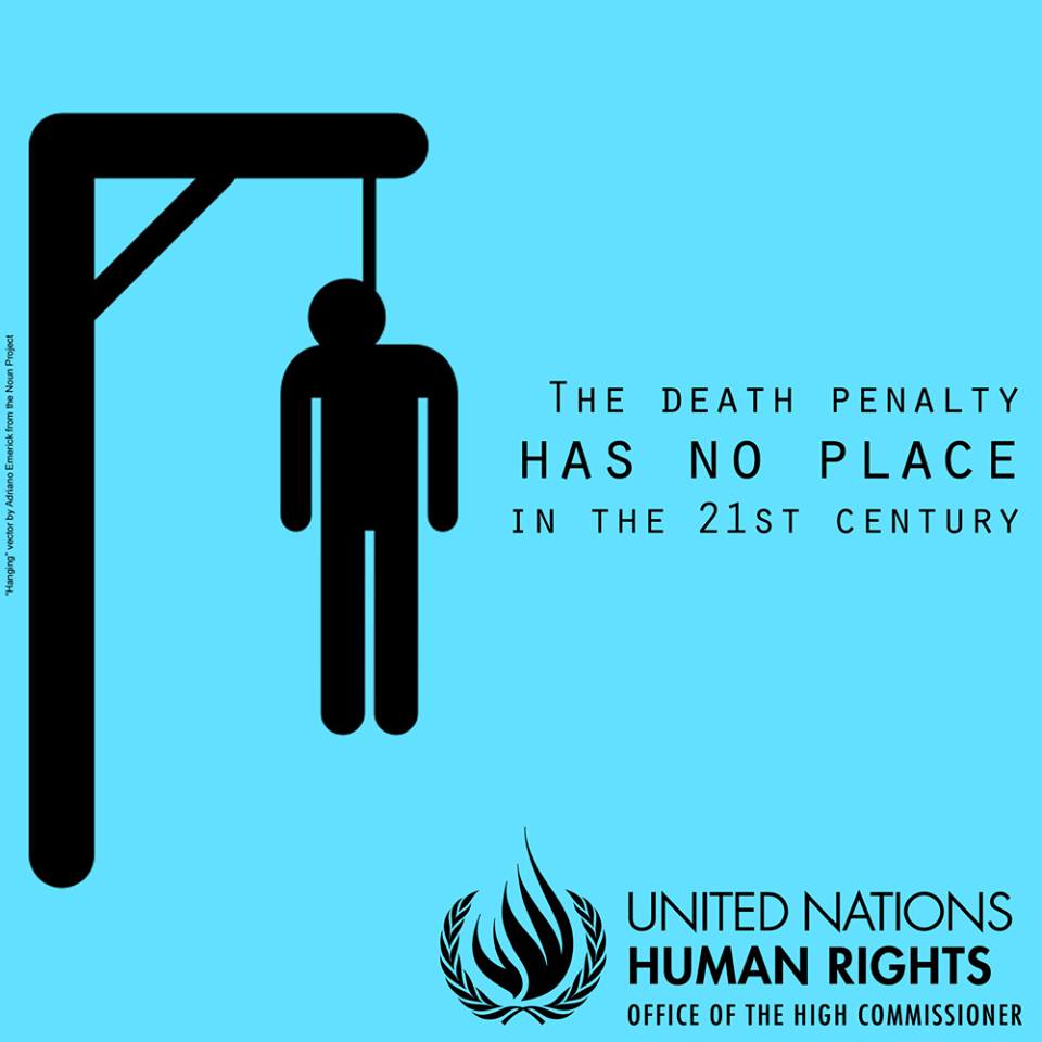 the death penalty should be established in all states of the united states The legal administration of the death penalty in the united states typically involves five critical steps: (1)  one of the main arguments against the use of capital punishment in the.